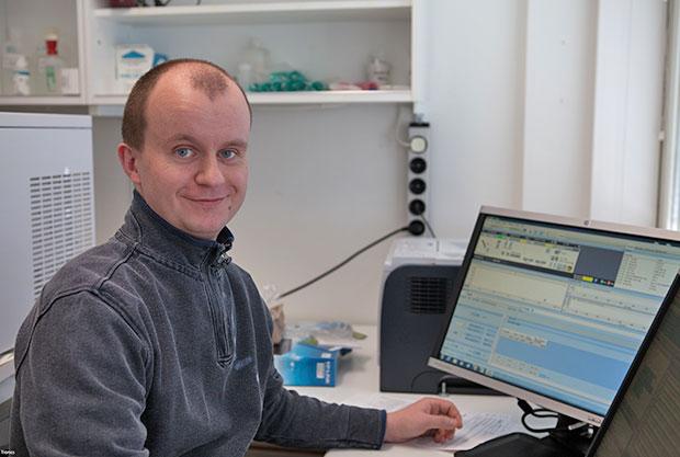 Pawel Rostkowski ved PC