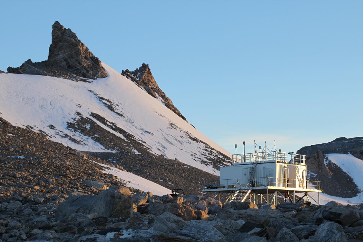 Trollhaugenobservatoriet i Antarktis