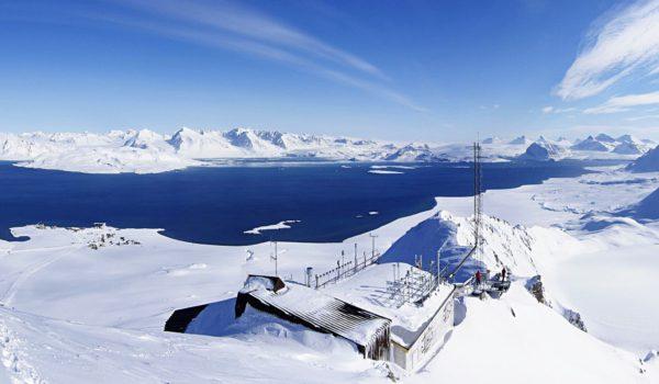 Zeppelinstasjonen på Svalbard