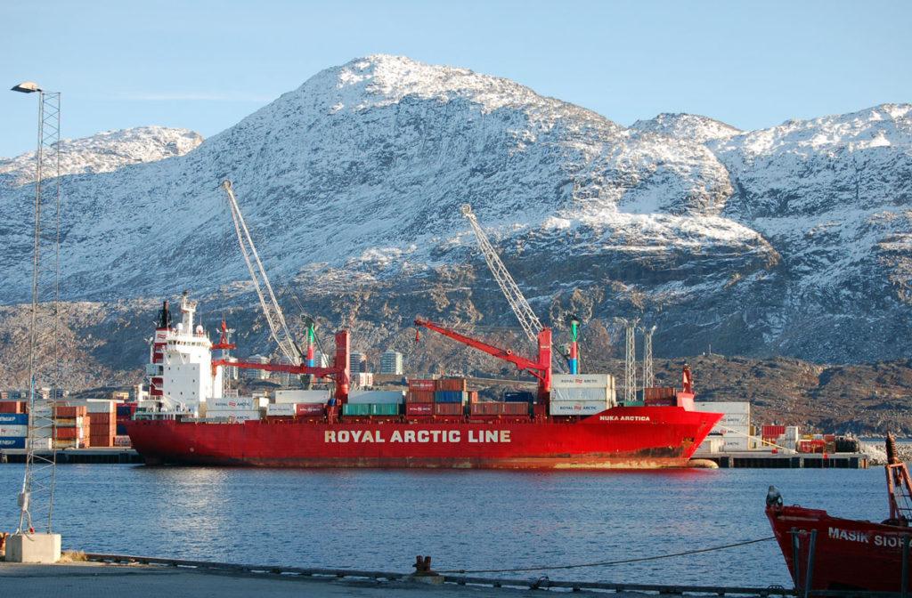 Skipet Nuka Arctica