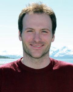 Seniorforsker Nicholas Warner.