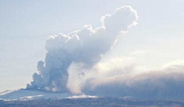 Vulkanutbrudd Eyjafjallajökull