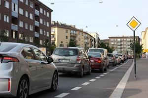 Biler i Finnnmarksgata