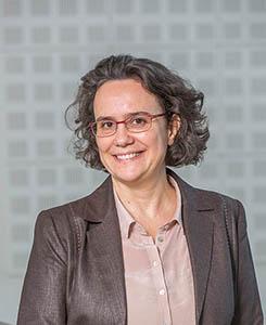 Forskningsdirektør Cristina Guerreiro fra NILU