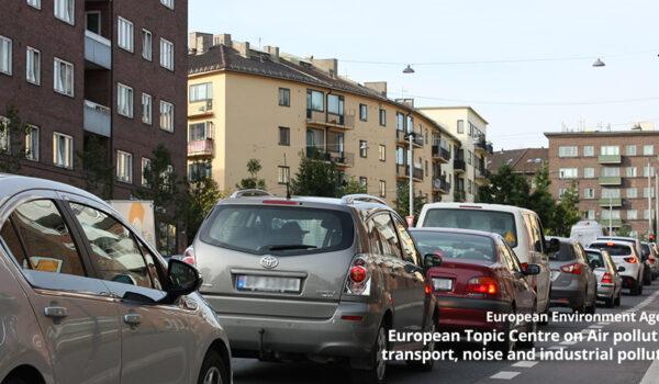 Bilkø i Oslo med logoen til temasenteret ETC/ATNI