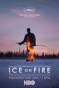 Filmplakat ICE ON FIRE