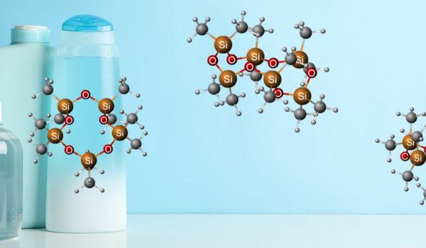 Siloksaner finnes i flere typer personlige hygieneprodukter som vaskes av