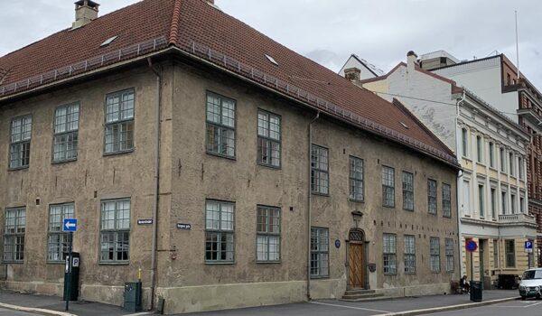 Kristiania Opfostringshus, Oslo