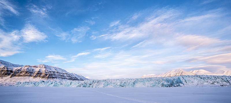 Bilde av Svalbard, tatt av Heidi Silvestre